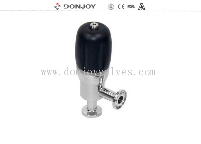 Donjoy Mini-Type sanitary safety valve / air release valve SMS ISO Stanadard